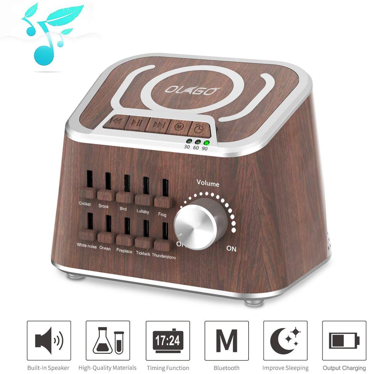 Olago Mixed Sound Sleep Spa Machine