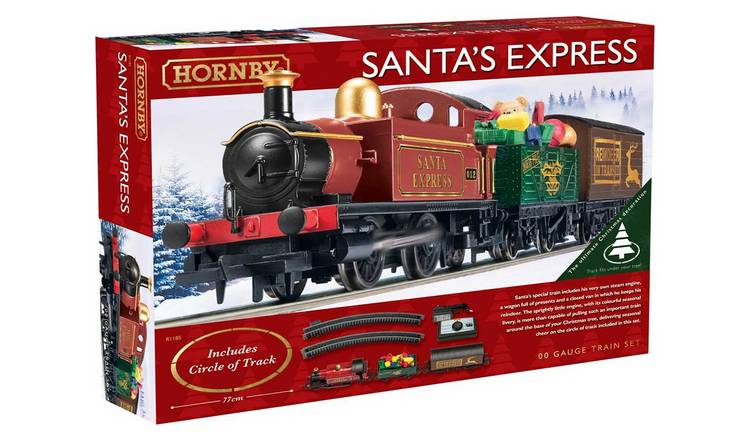 Hornby Hobbie Santa Express Train Set