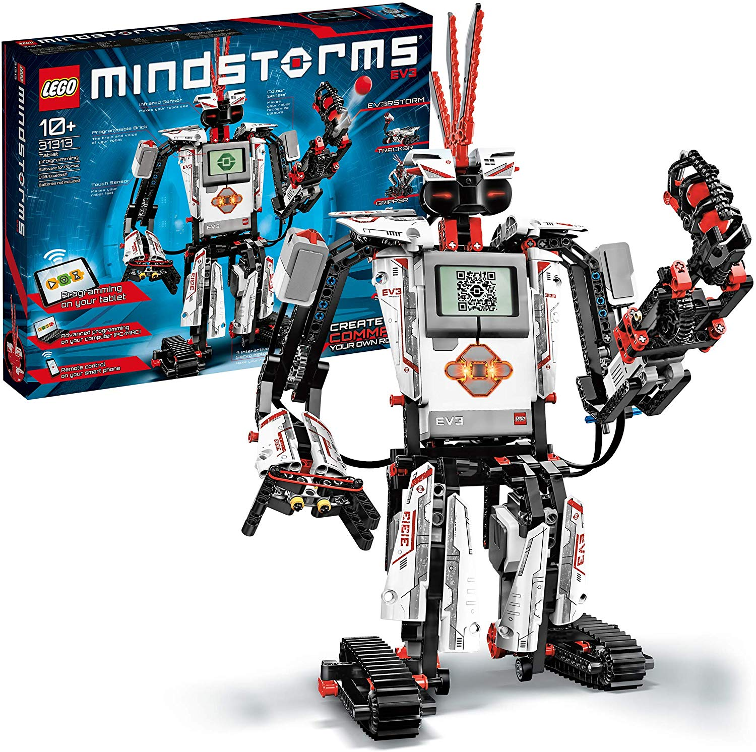 LEGO 31313 Mindstorms EV3 Robotics Kit