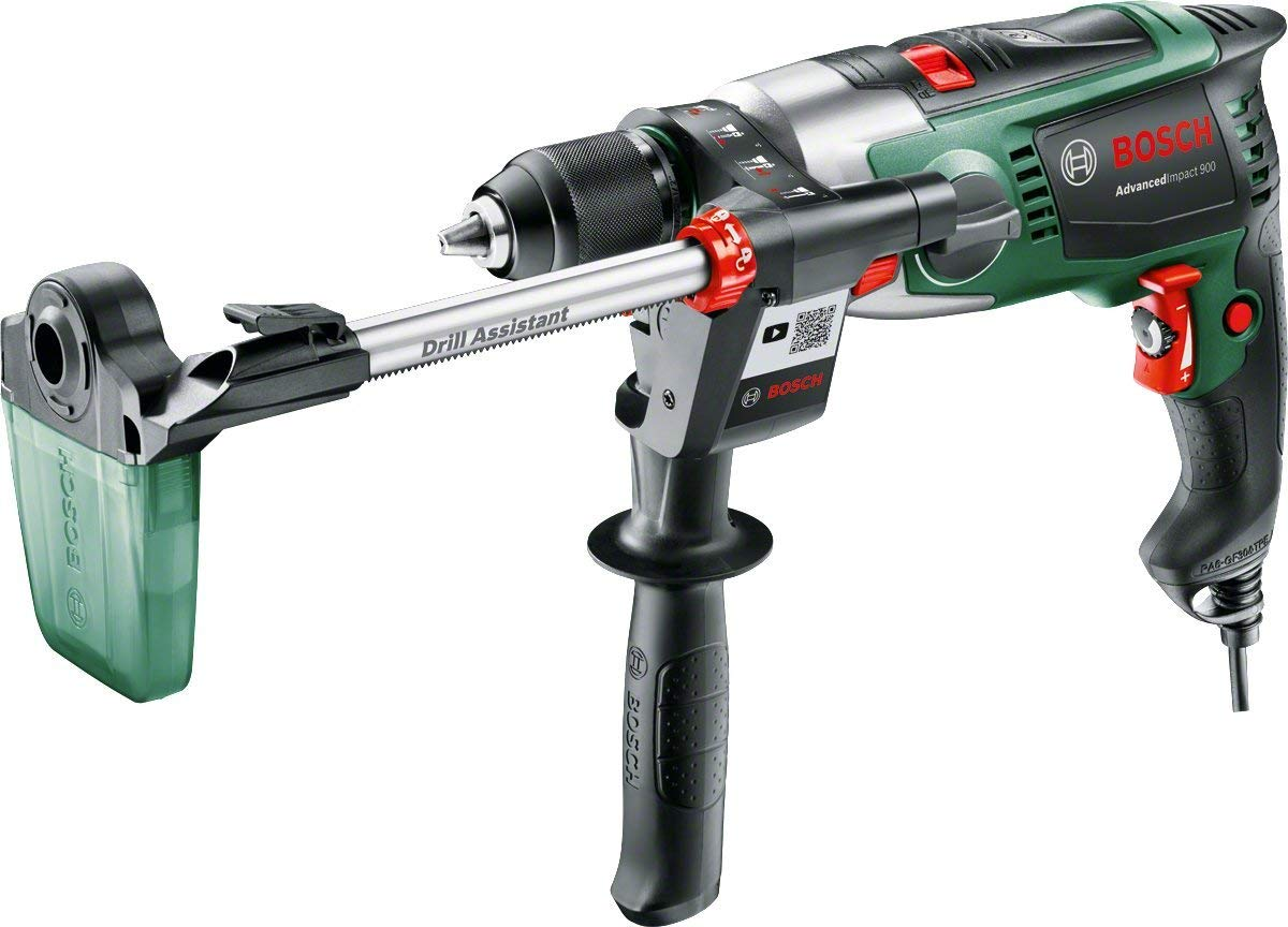 Bosch AdvancedImpact 900 Hammer Drill with Drill Assistant
