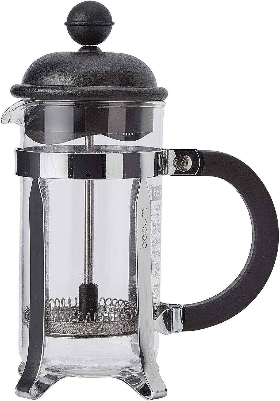 BODUM Caffettiera 3 Cup French Press Coffee Maker, 0.35 l, 12 oz