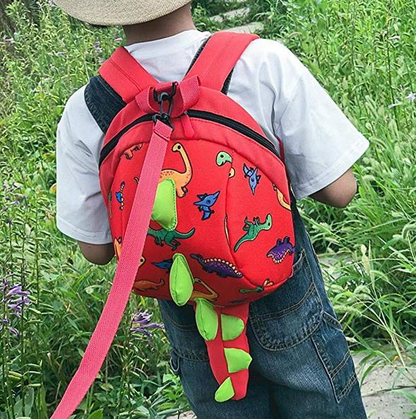 80% off Dinosaur Toddler Mini Backpack Anti-Lost Children Backpack School Bags