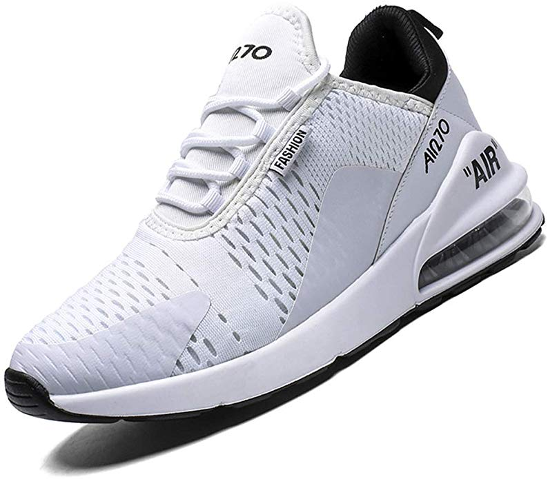 Men Women Running Shoes Sports Trainers Shock Absorbing Sneakers