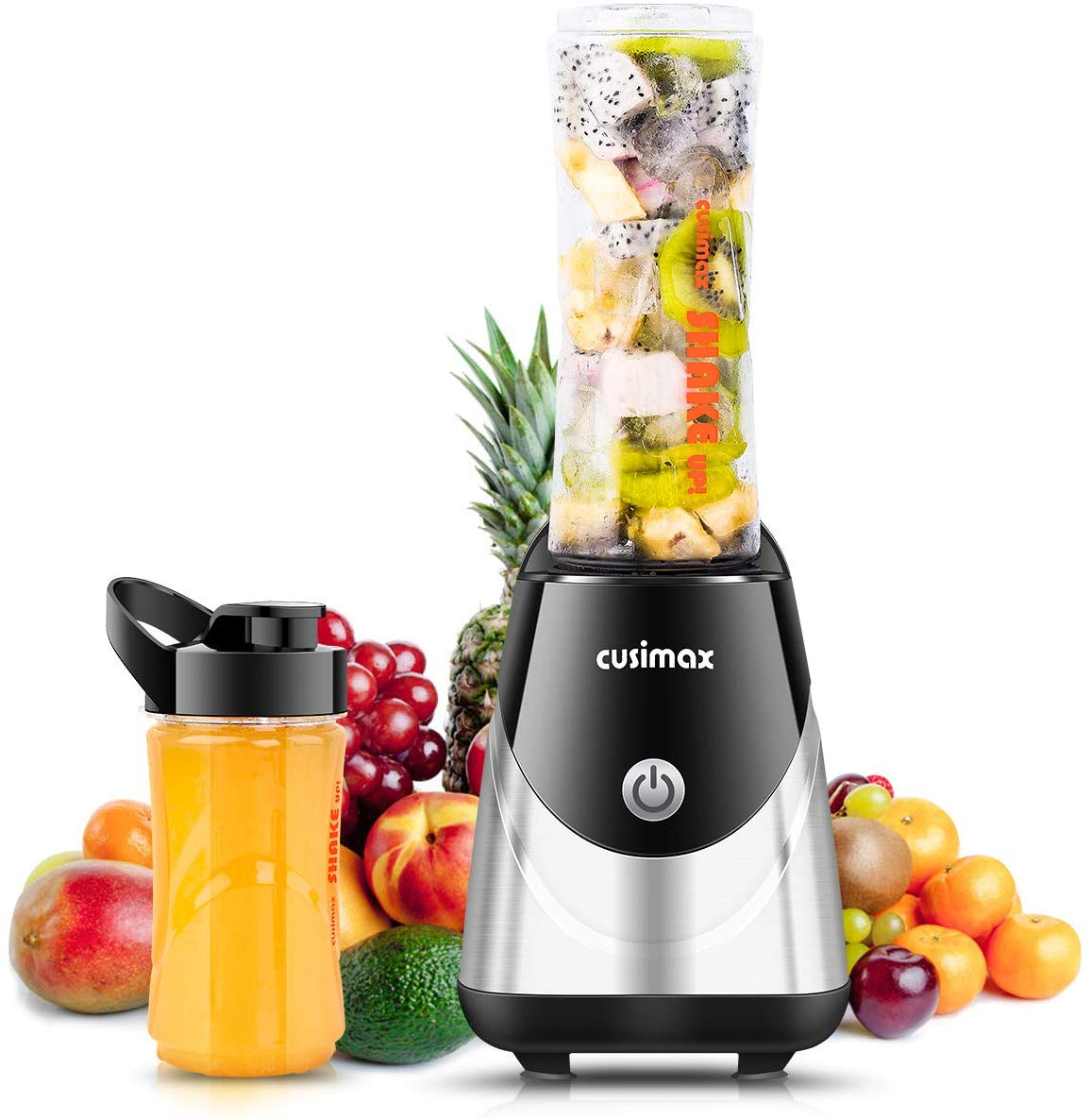 Cusimax High Speed Blender Smoothie Maker and Ice Crusher