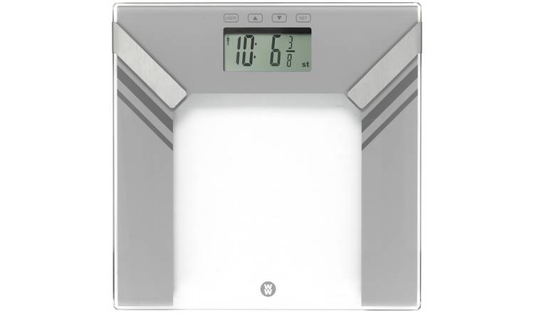 Weight Watchers Ultra Slim Body Analyser Scales – 15 year guarantee