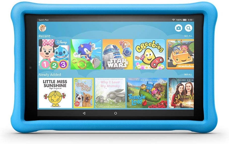 Save £30 on Fire HD 10 Kids Edition Tablet