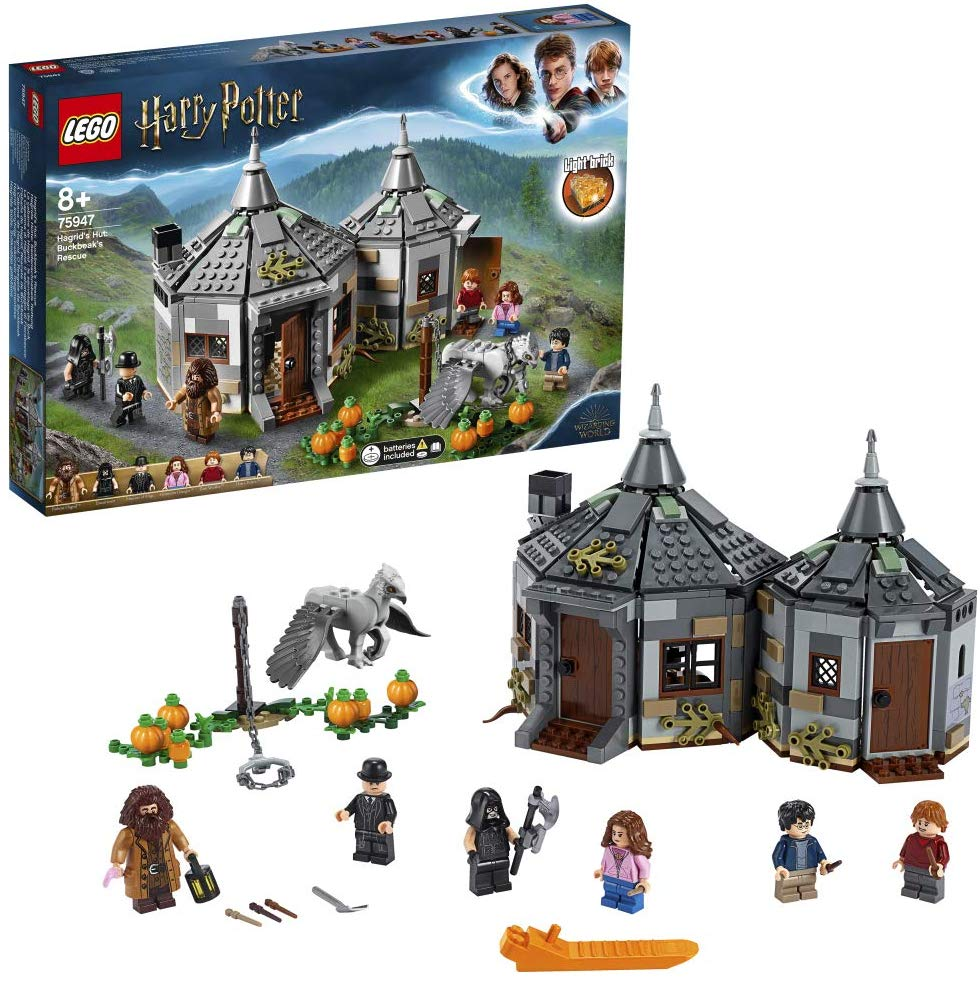 LEGO 75947 Harry Potter Hagrid's Hut