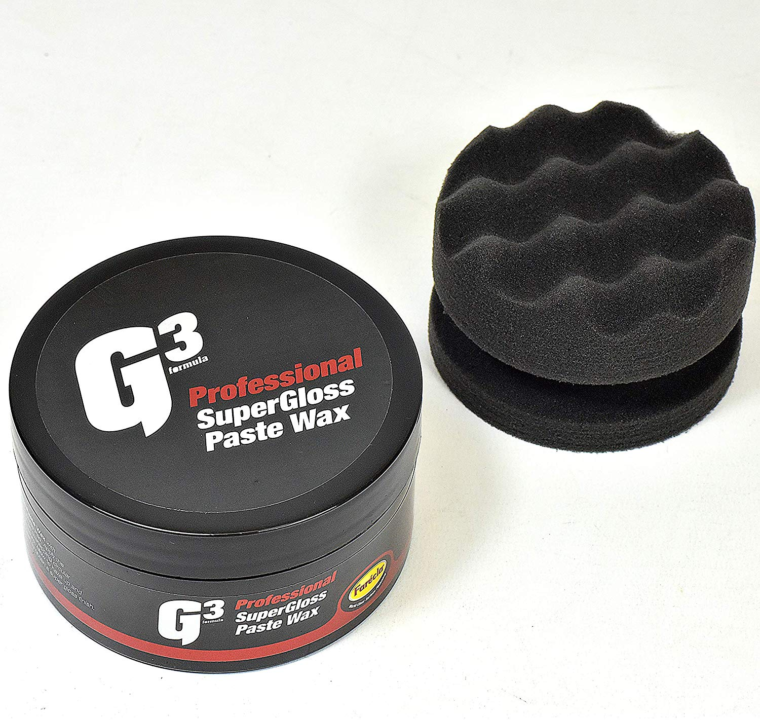 G3 Pro 7177 SuperGloss Paste Wax, 200g