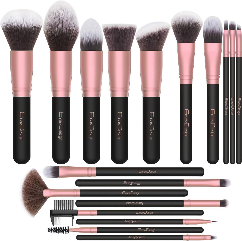 Half Price 18 Pcs Professional Makeup Brush Set