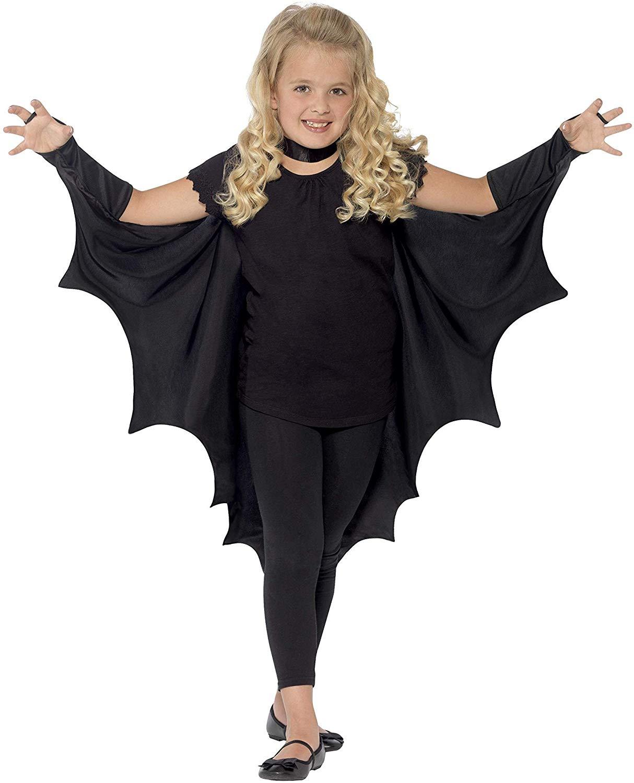 Smiffys Kids Unisex Vampire Bat Costume