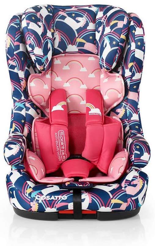 Cosatto Hubbub Isofix Car Seat, 9-36 kg