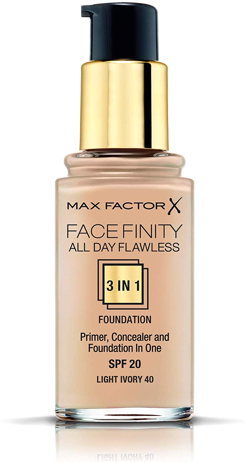 Max Factor Facefinity All Day Flawless 3 in 1 Liquid Foundation