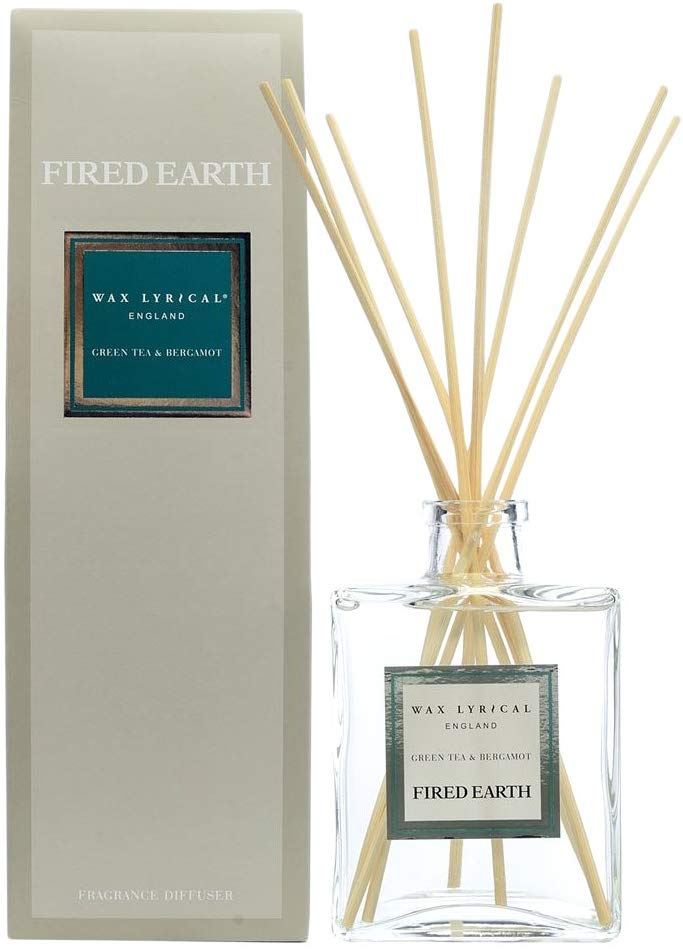 Wax Lyrical Reed Diffuser 200ml Green Tea & Bergamot