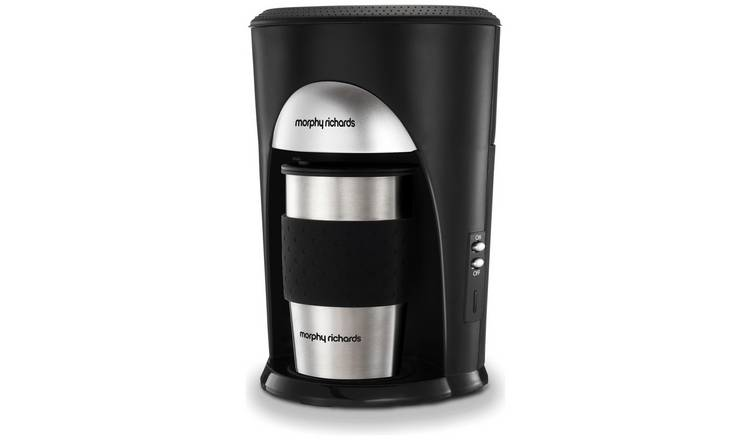 Morphy Richards Coffee and Go Filter Coffee Machine