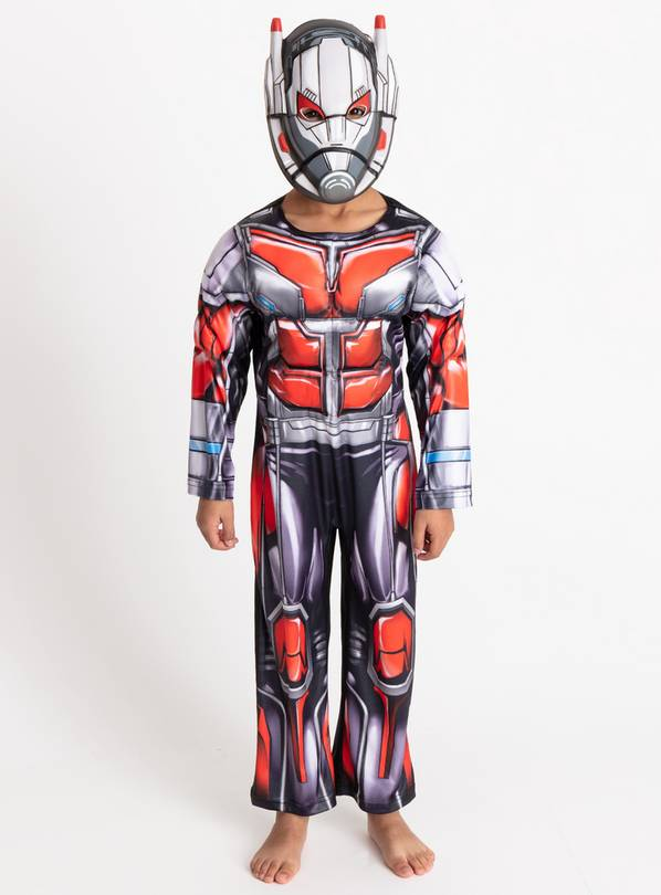 Half Price Online Exclusive Marvel Avengers Antman Multicoloured Costum