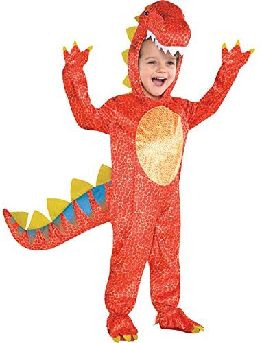 Amscan International Dinomite Boys Dinosaur Costume