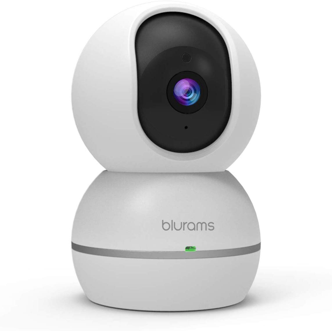 blurams 1080p Dome Security Camera | PTZ Surveillance System with Motion/Sound Detection