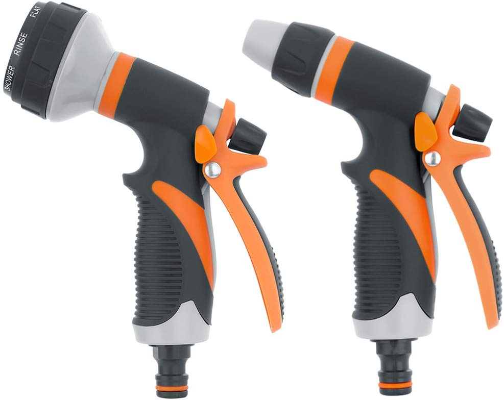 TINANA Garden Hose Spray Gun Jet Gun Set