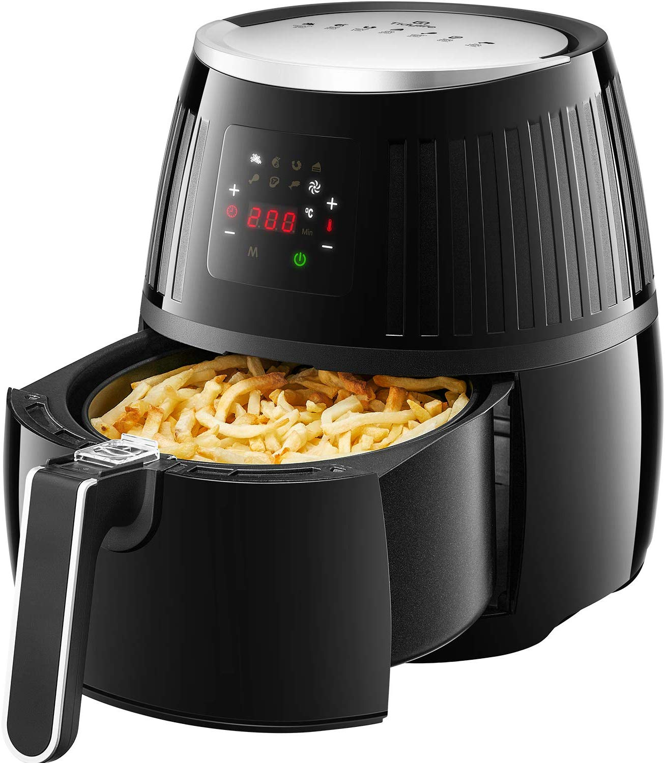 Tidylife 1500W 8 in 1 Oil Free Airfryer  [Energy Class A+]