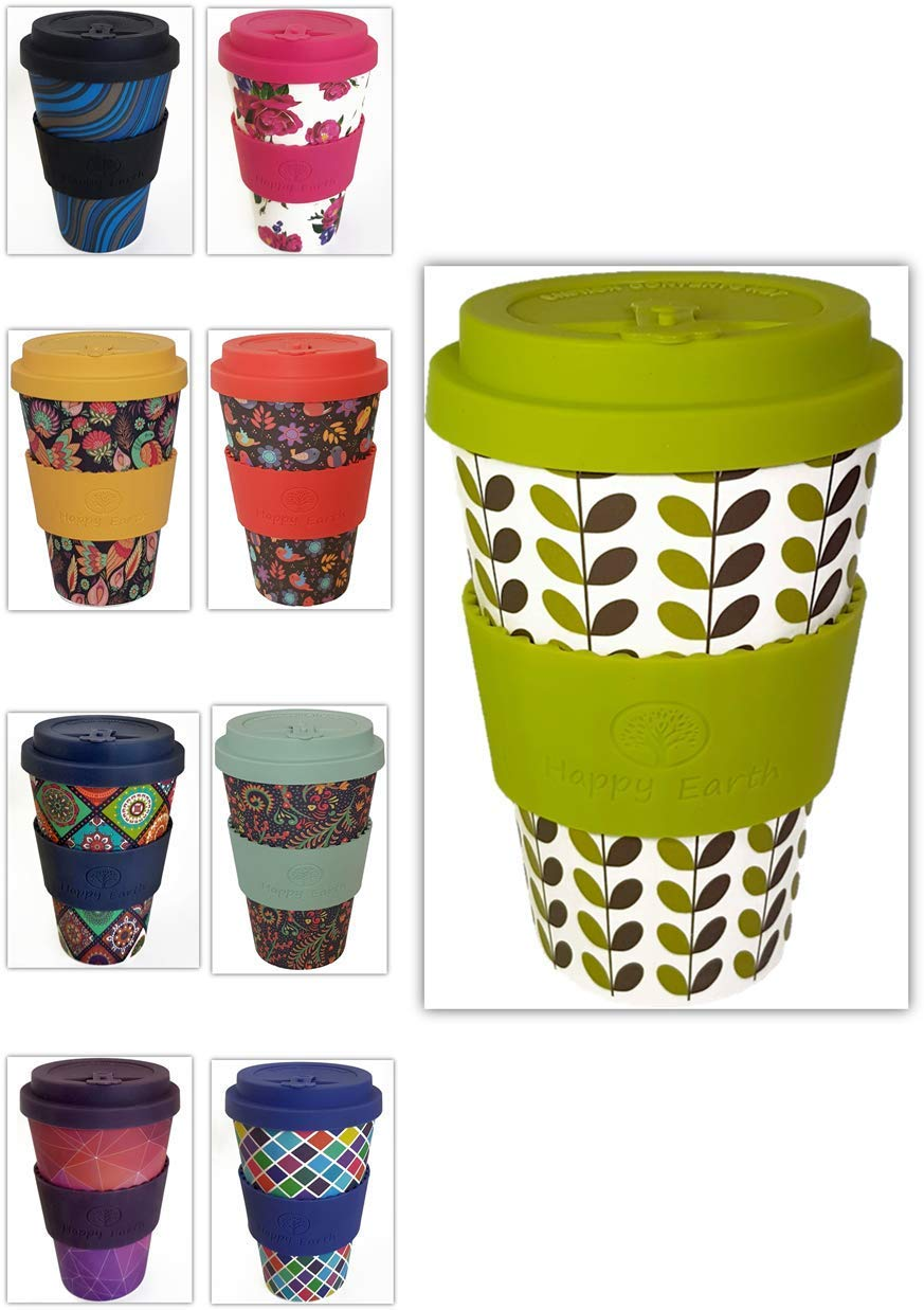 Reusable Eco-Friendly Coffee Cup 450ml