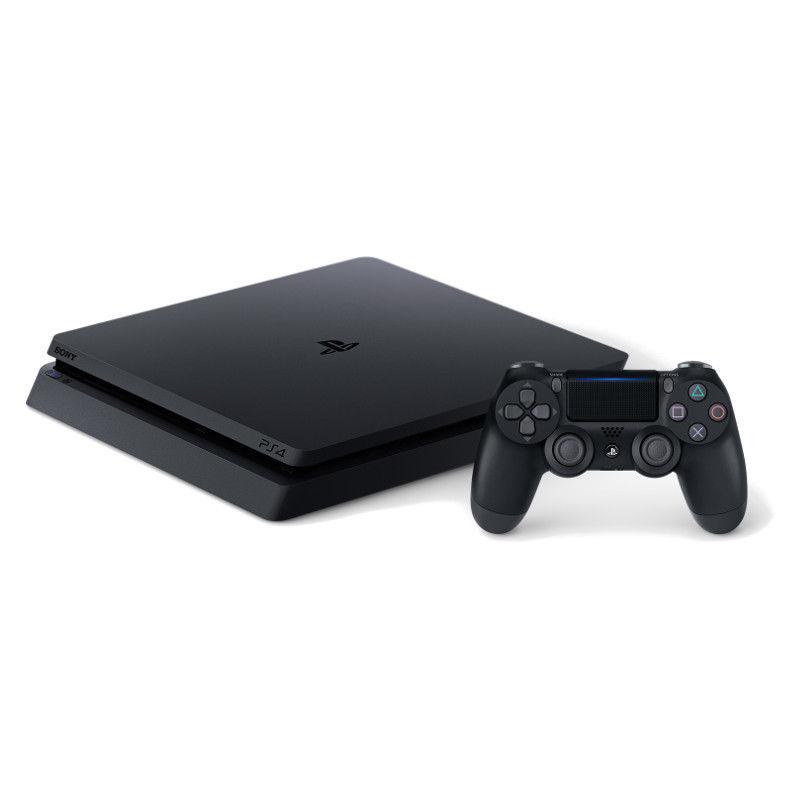 Sony PlayStation 4 Slim – 500 GB Black