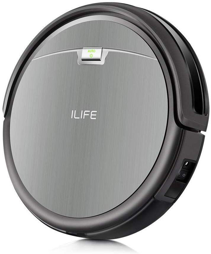 ILIFE A4s Robotic Vacuum Cleaner with Powerful Suction