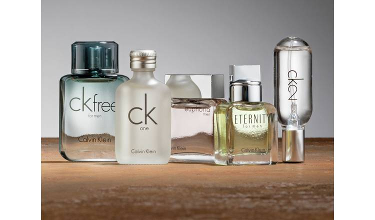Calvin Klein for Men Mini Fragrance Gift Set for £39.99 on Argos
