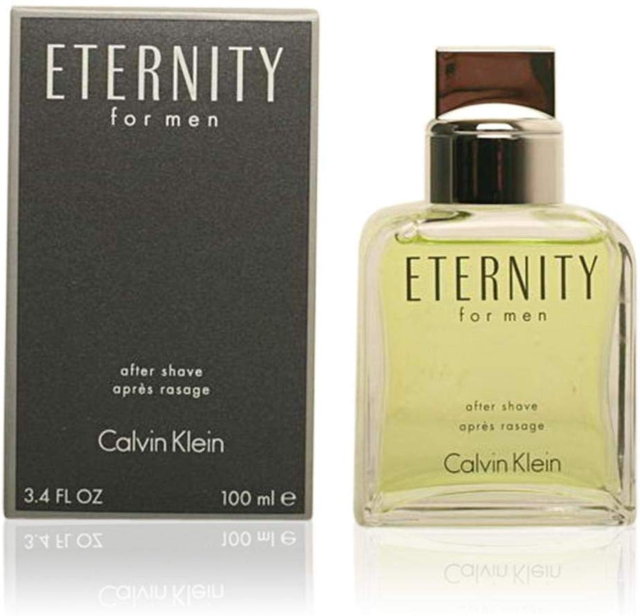 Calvin Klein Eternity for Men Aftershave, 100 ml