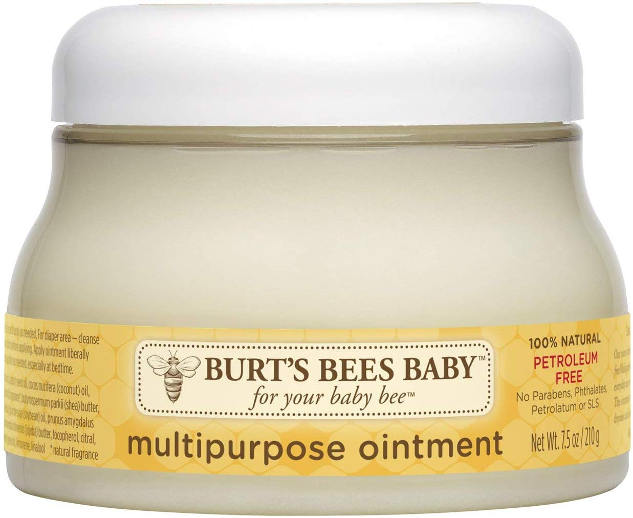 Burt's Bees Baby 100% Natural Multipurpose Ointment