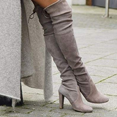 Women Winter Long Boots