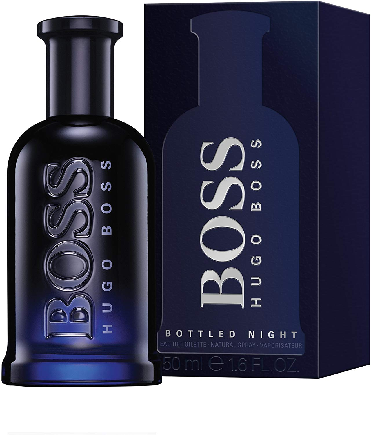 Hugo Boss Bottled Night Eau de Toilette for Men – 50 ml