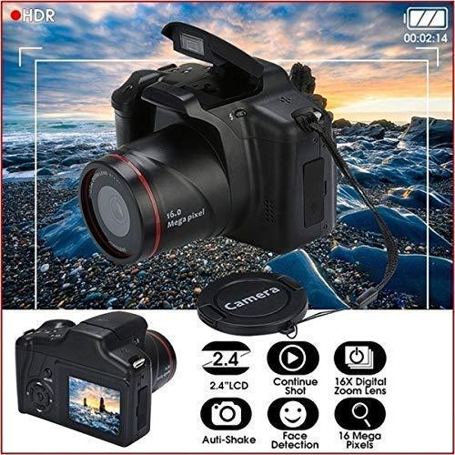 80% off FastDirect HD SLR Camera Telephoto Digital Camera 16X Zoom AV Interface Digital Cameras