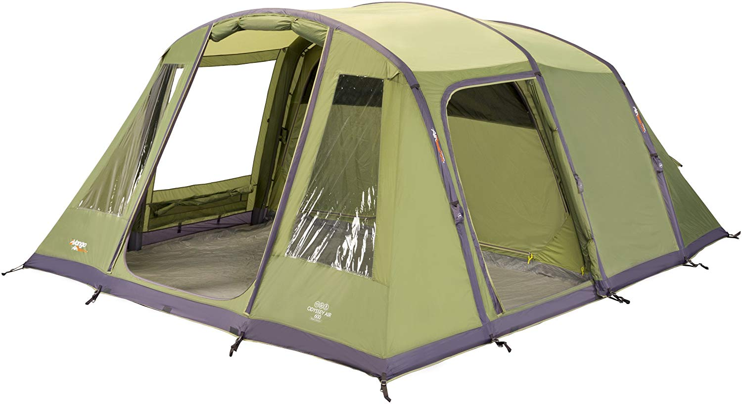 Vango Odyssey Inflatable Family Tunnel Tent – £275.84