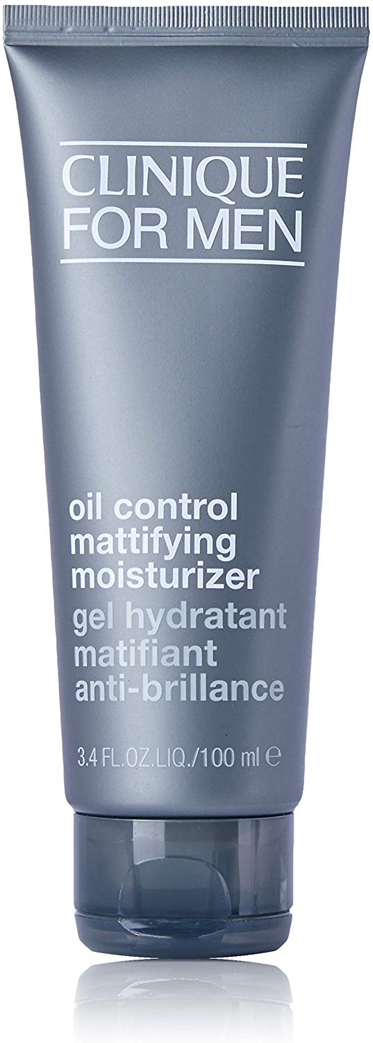 Clinique Oil-Control Mattifying Moisturizer for Men, 100 ml