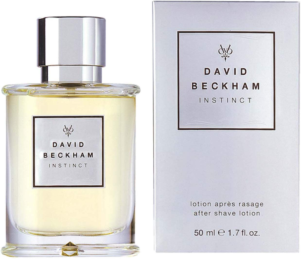 David Beckham Instinct Fragrance Aftershave Lotion for Men, 50 ml for £5.33 Prime +£4.49 Non Prime