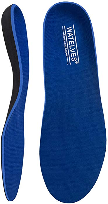 Orthotic Insoles for Men and women, Shoe Insoles for Plantar Fasciitis, Feet Pain, Running