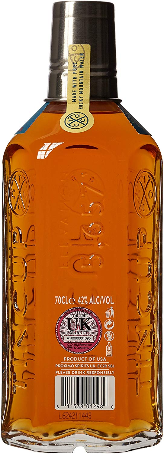 Tin Cup American Whiskey, 70 cl