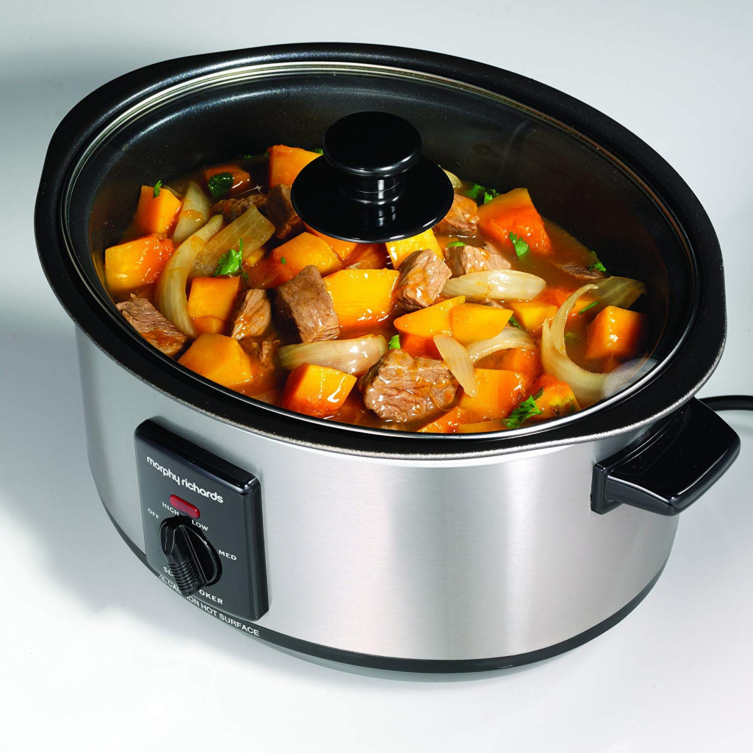 Morphy Richards Accents Sear and Stew Slow Cooker 3.5L