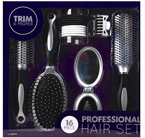 16 Piece Hair Care Kit Gift Set Deliverd