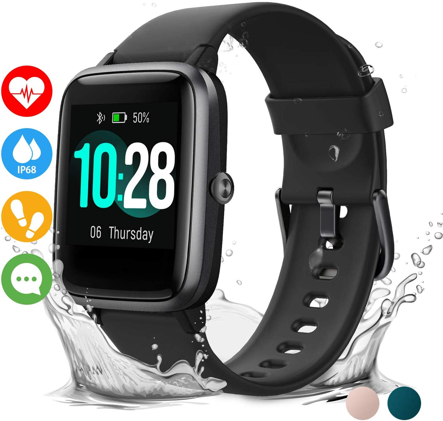 Vigorun Fitness Trackers Smart Watches