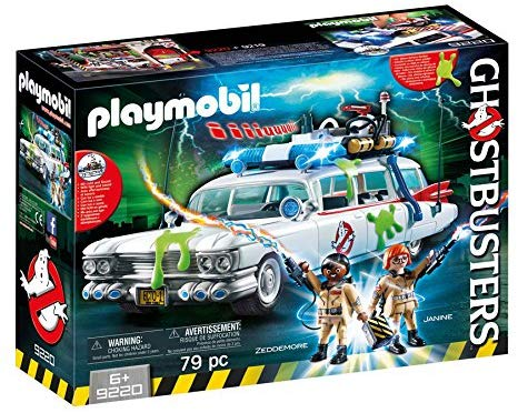 40% off Playmobil 9220 Ghostbusters Ecto 1 with Lights and Sound