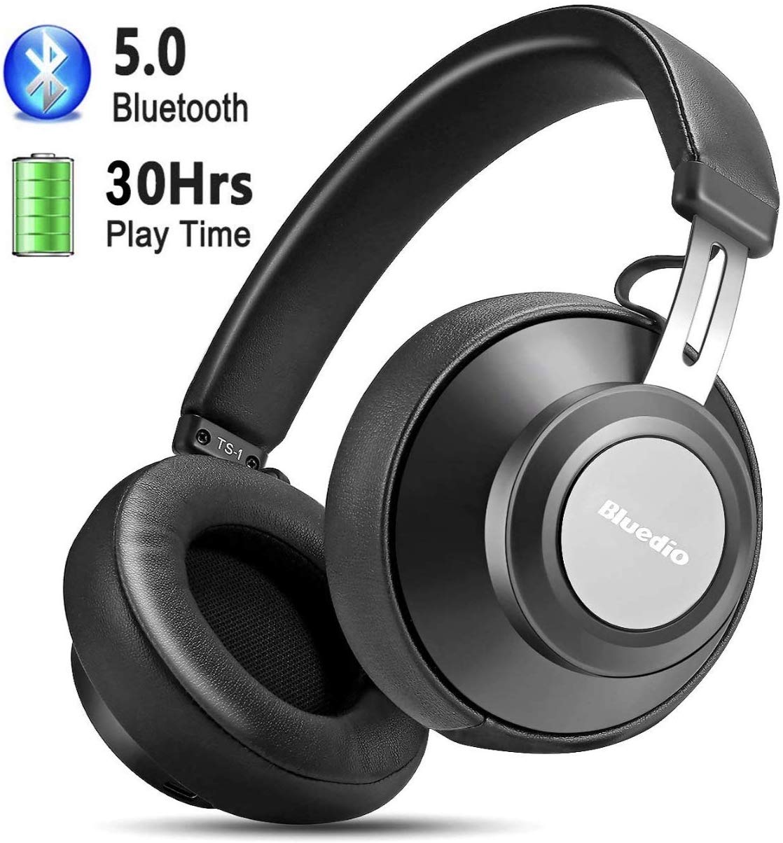 YINSAN Wireless Headphones 30 Hrs Playtime Noise Cancelling