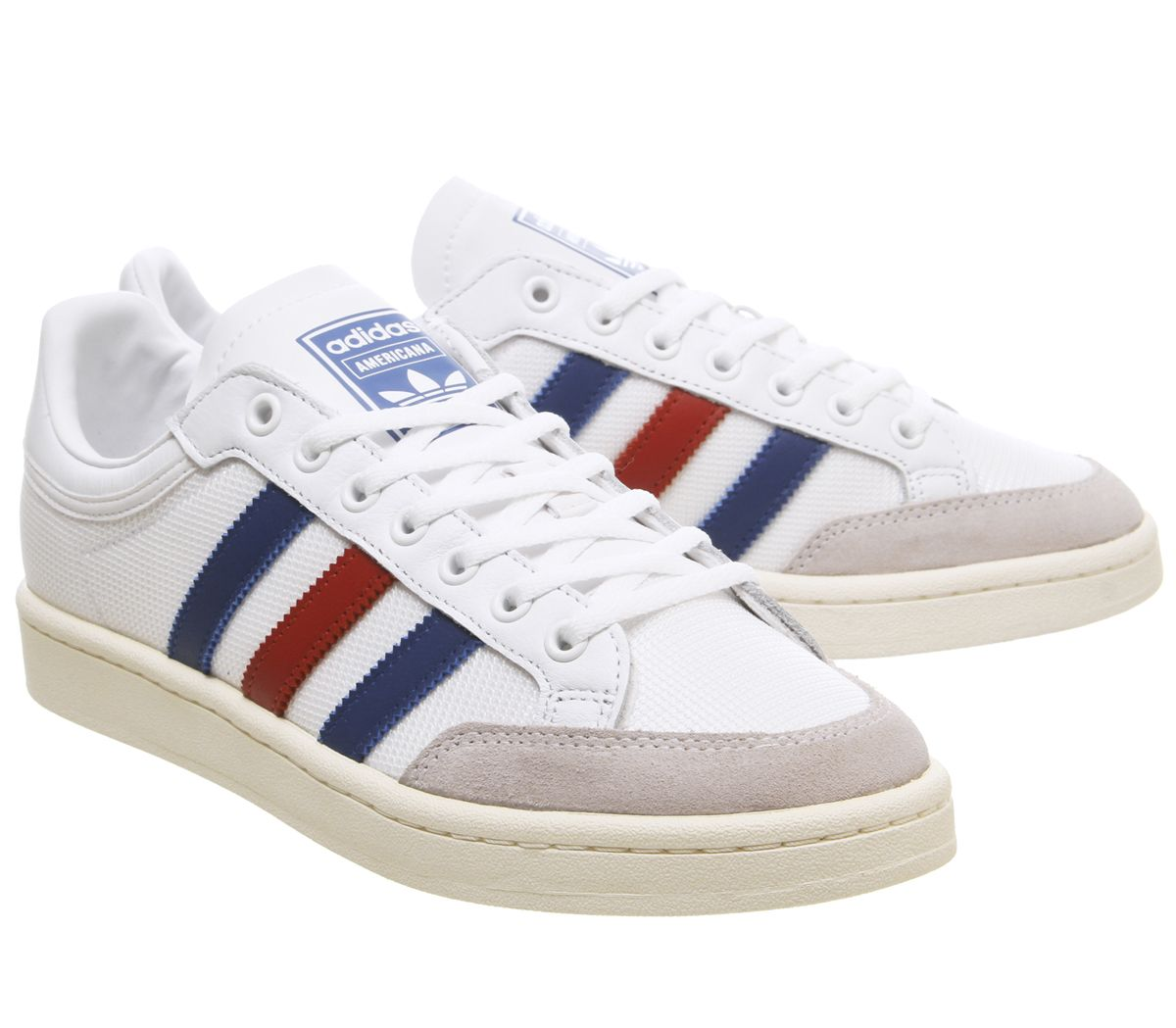 45% off adidas Americana Low Trainers on office shoes