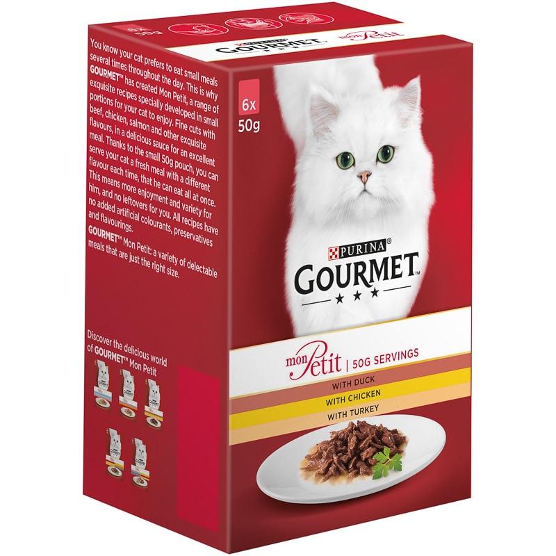 Free Gourmet Mon Petit Cat Food