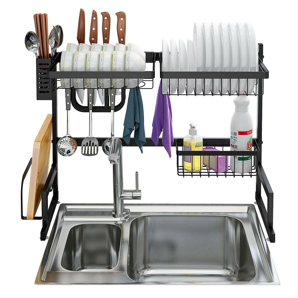 2-Tier Dish Drainer Rack £38.99 on ebay