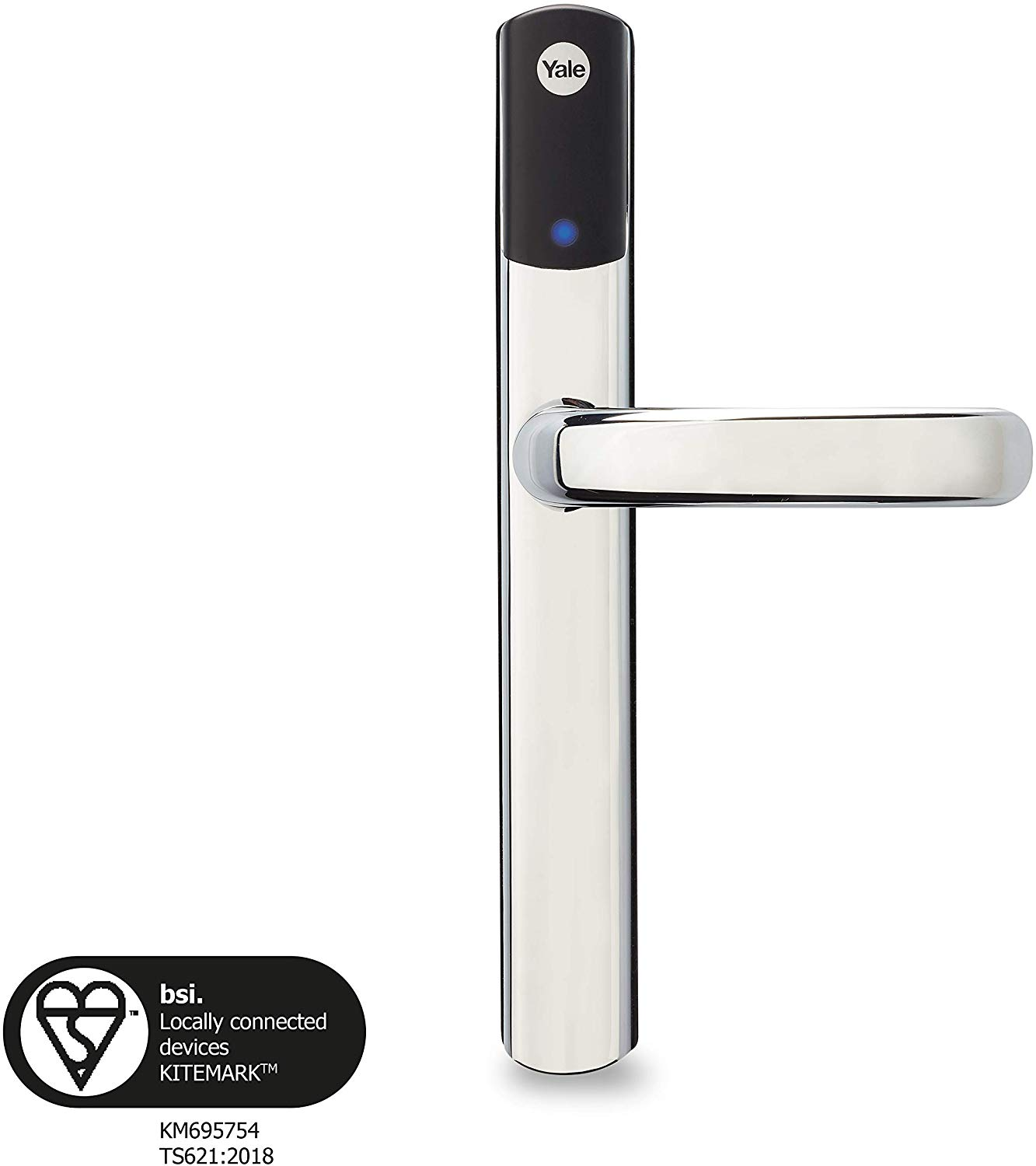 Save £120 Yale Conexis L1 Smart Door, App Control
