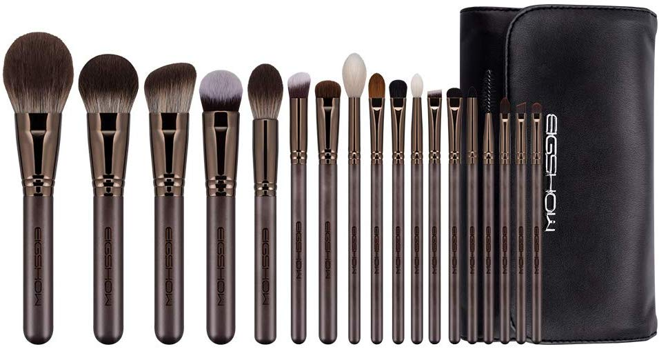 Half Price 18pcs Makeup Brush Set