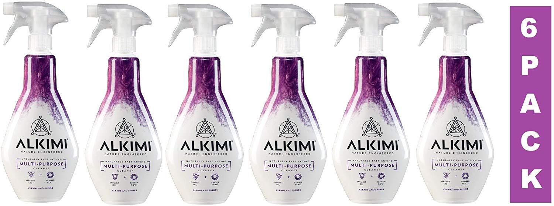 ALKIMI 6 Pack 500ml Multi-purpose Cleaner £10.46 Prime