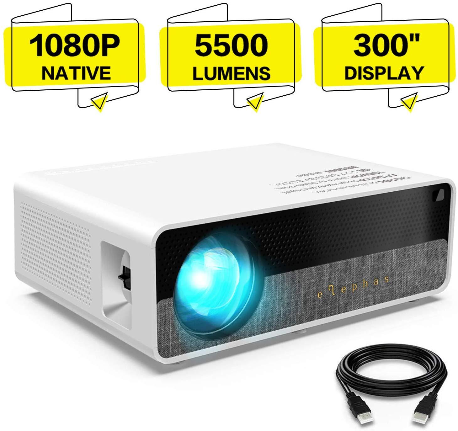 Q9 Native 1080P HD Video Projector