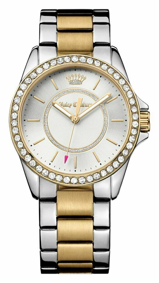 Juicy Couture Ladies' Laguna Two Tone Bracelet Watch £18.99 Delivered On ebay